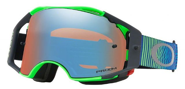 De nieuwe MX goggle lijn van Oakley