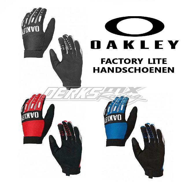 Oakley Factory Lite handschoenen