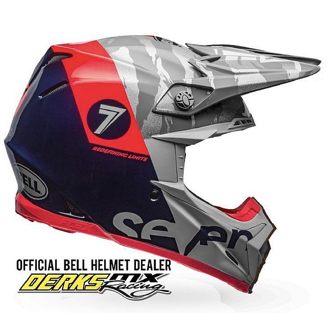 2019 Bell helmen collectie